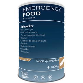 Trek'n Eat Emergency Food Barattolo 1000g, Raw Cane Sugar